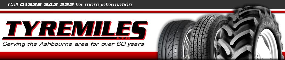 Tractor Tyres Derbyshire